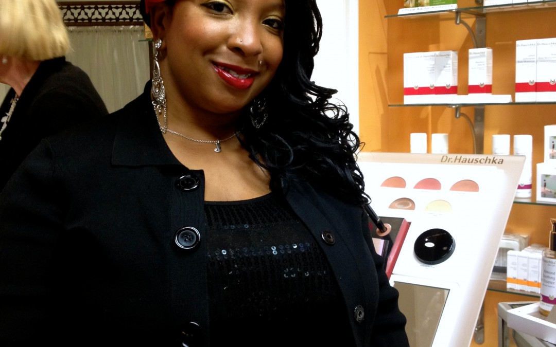 Summer Glow Make-up Consult with Jessica, July 25