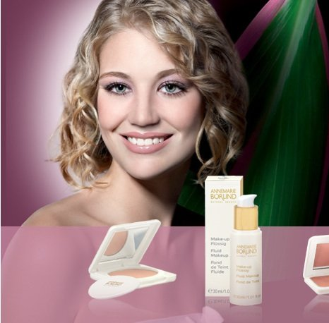 Face Care & Make-up the Annemarie Börlind Way, March 8th