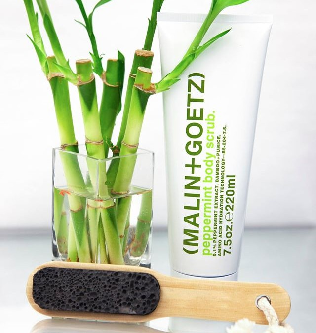 Products we love: Malin+Goetz?'s Peppermint Body Scrub