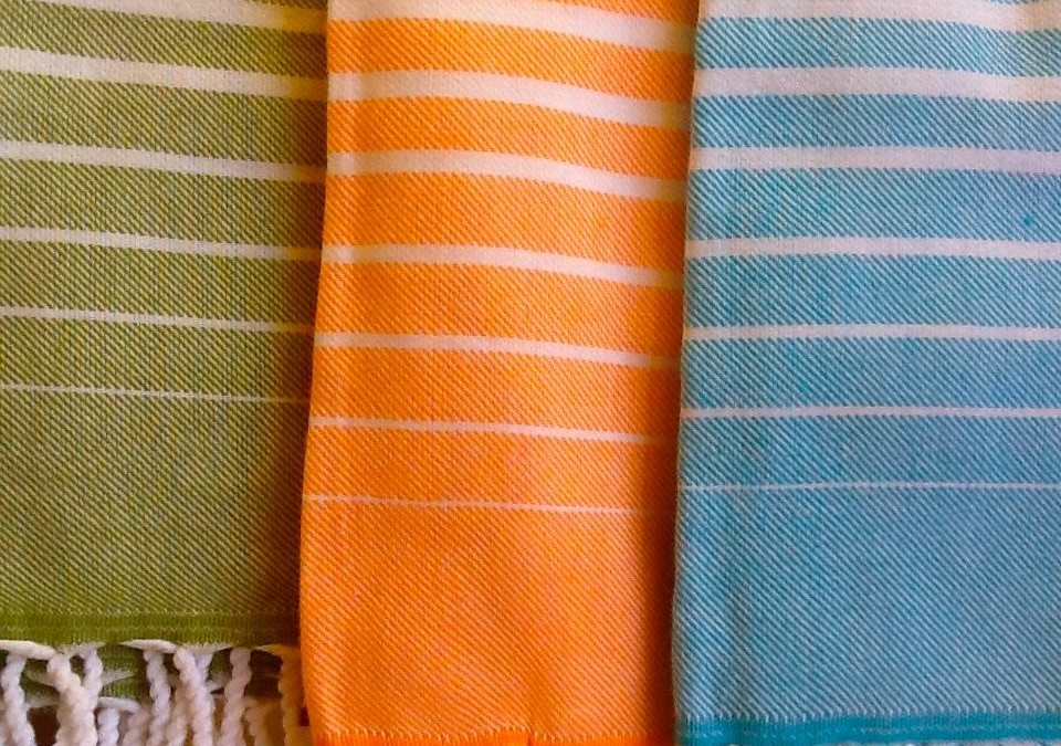 20% off Turkish Towels