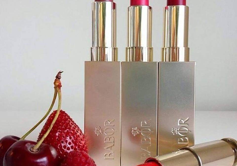Products we love: Babor lipsticks