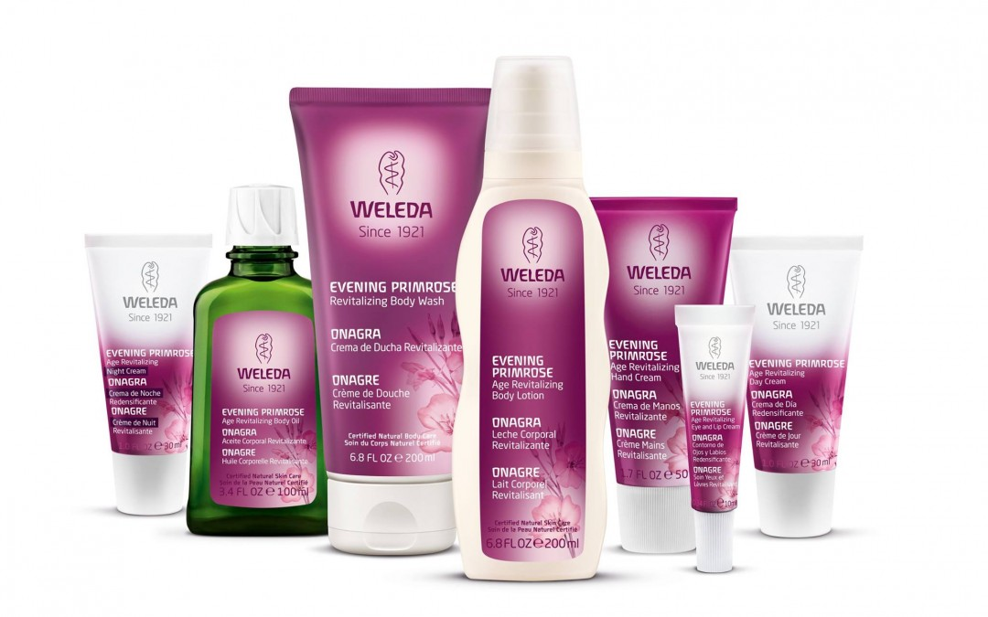 NEW: Weleda's Evening Primrose Age Revitalization Collection