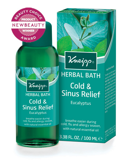 Products we love: Kneipp Eucalyptus Bath