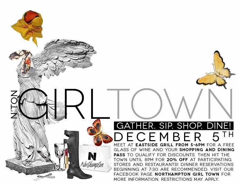 Northampton Girl Town, December 5th, 2013