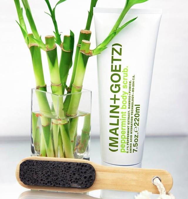 Products we love: Malin+Goetz?'s Peppermint Body Scrub